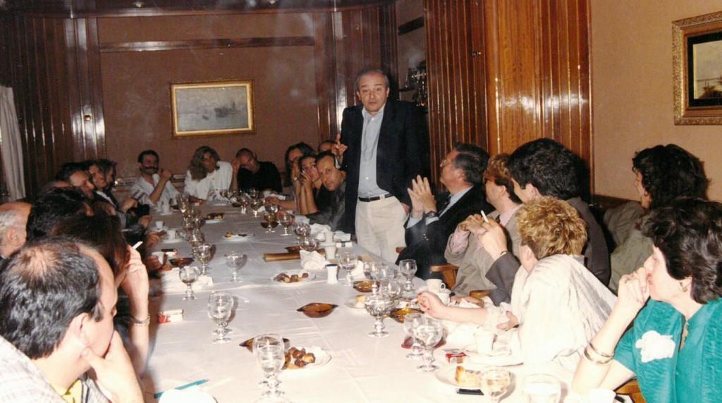1988. Entrega I Premio Poes°a (La Dorada).1
