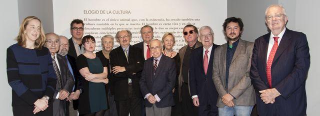 Ganadores y Jurado XXVI Premio Loewe con Enrique y Sheila Loewe