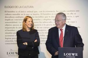 Sheila Loewe y Enrique Loewe-foto Ux°o da Vila