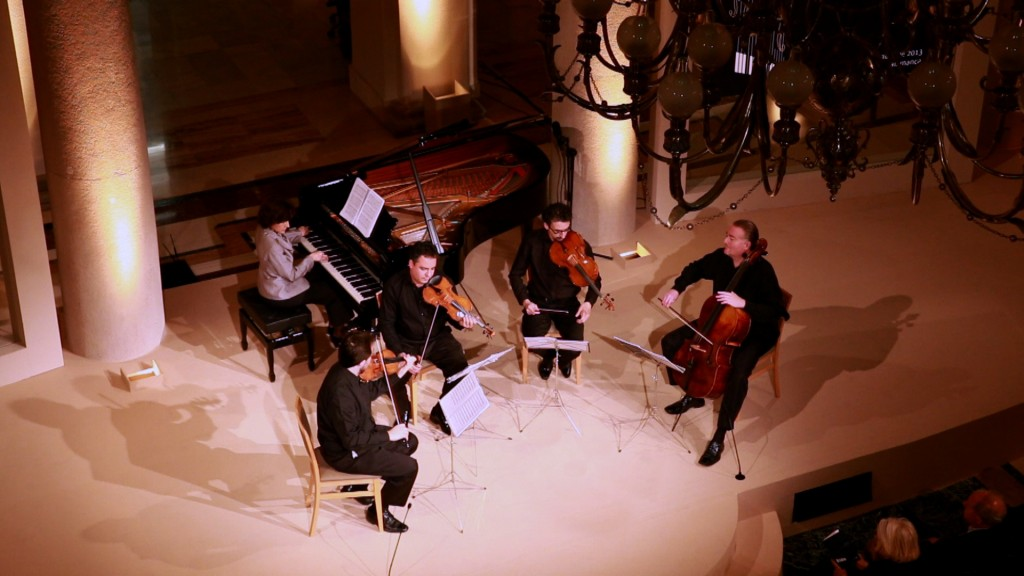 Cuarteto Bretón - foto José Luis López-Linares.