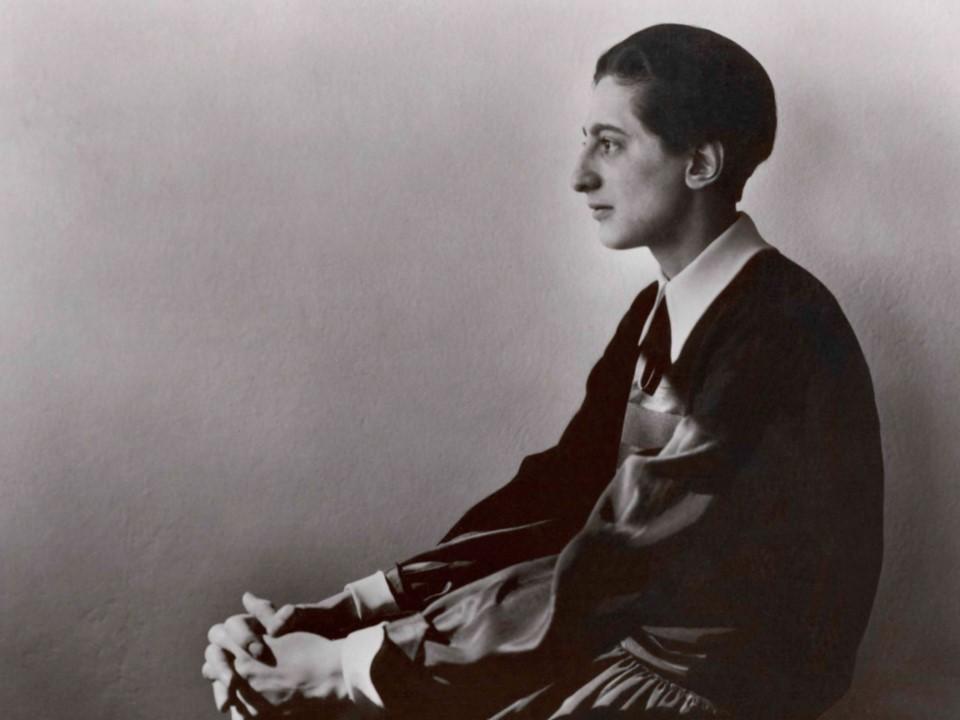 Anni Albers, 1927