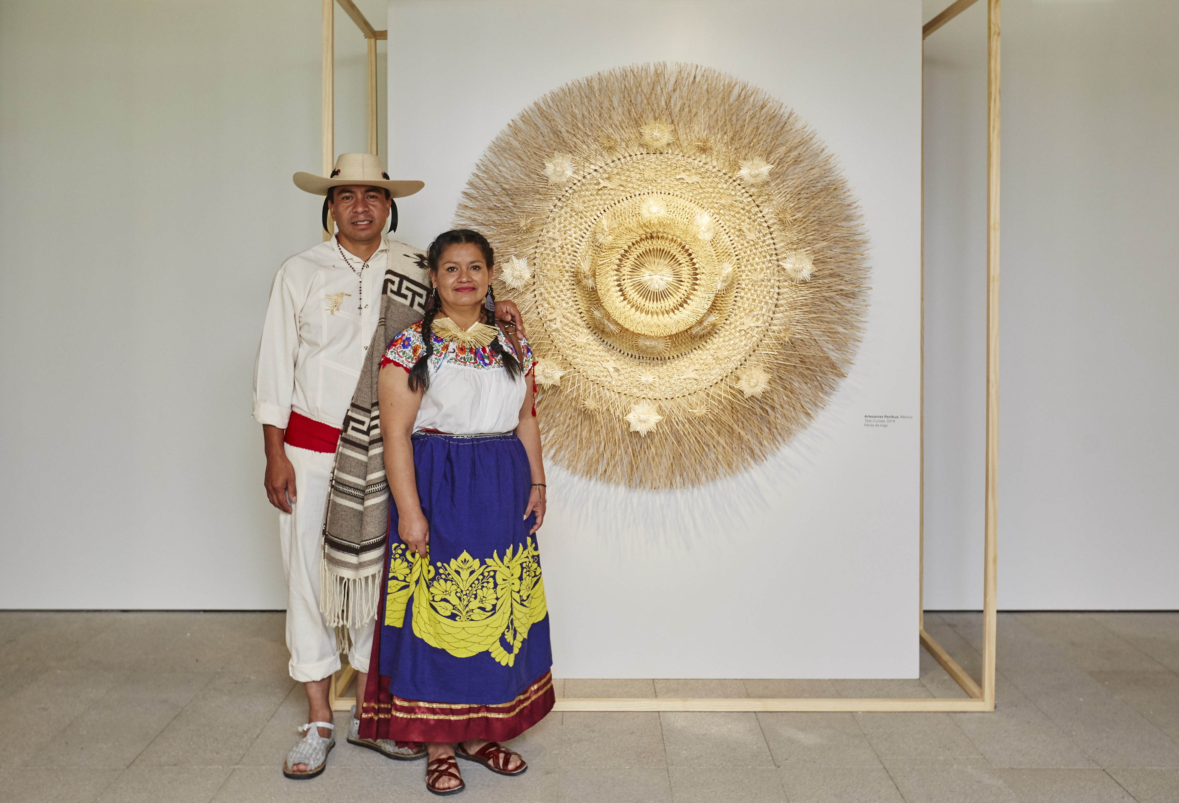 Artesaniías Panikua, TATA CURIATA (2016), México