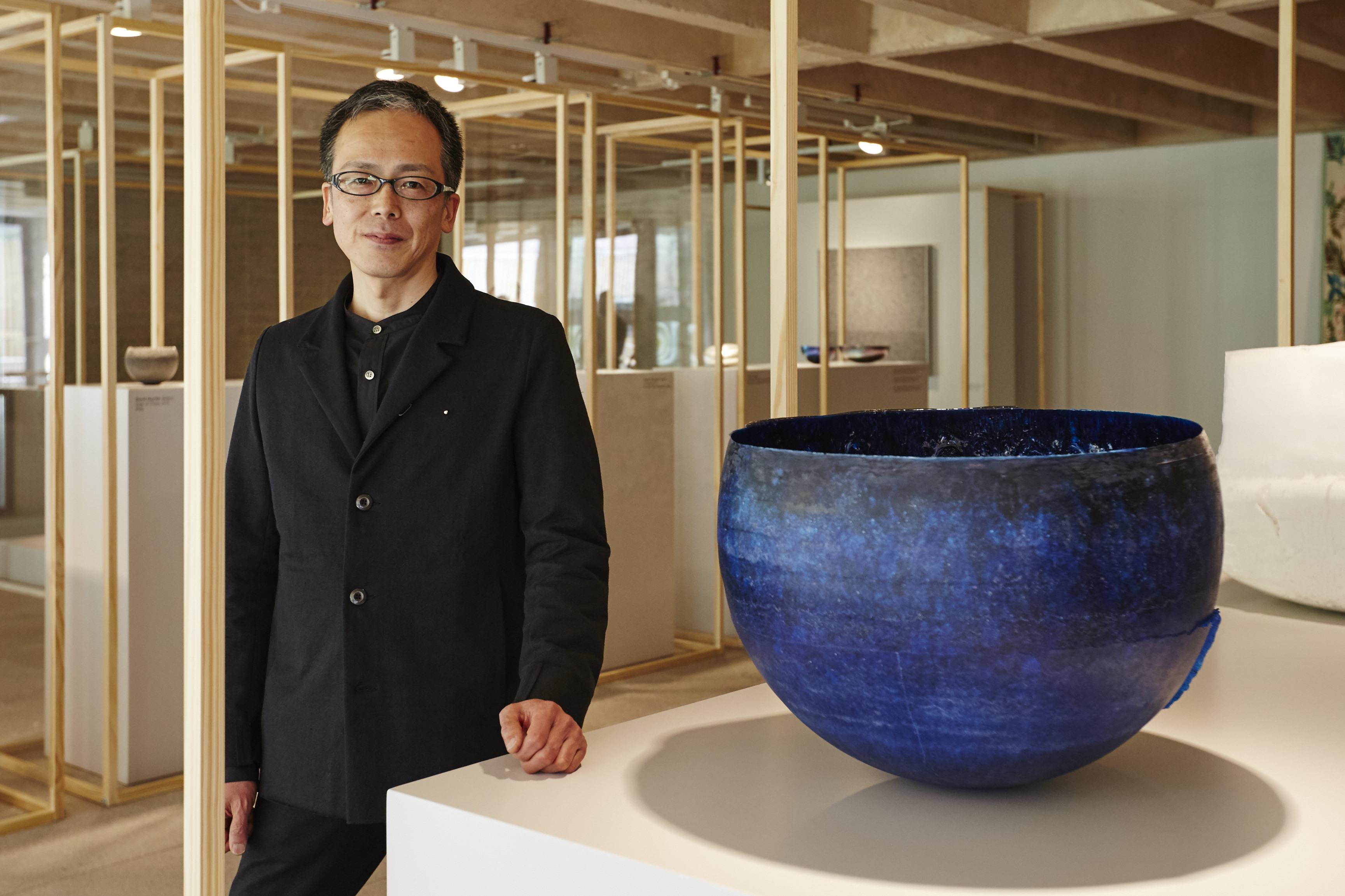 Yoshiaki Kojiro, Structural Blue (2015), Japan